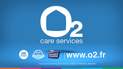 O2 Care Service – Billboard Télévision
