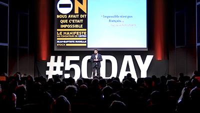 Le 50DAY – L'événement annuel de 50 Partners