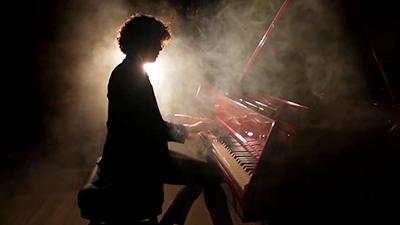 Clip de musique classique, Simon Ghraichy le jeune talent français du piano