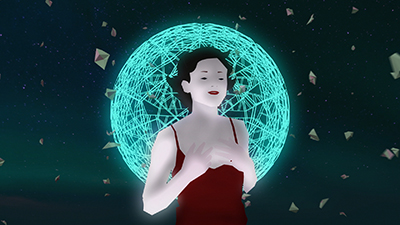 "Clip musical retro-futuriste, ""Tomorrow"" de Damien Rougier"